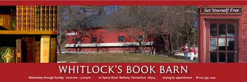 Whitlock's Book and Map Barns