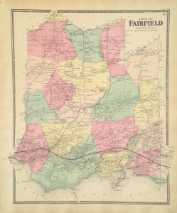 Fairfield County, CT maps